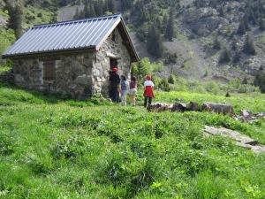 la cabane du louvet
